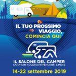 Salone del camper Parma 2019
